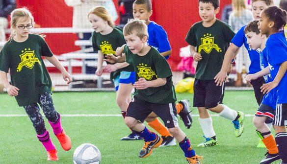 Spring Indoor Soccer 2021